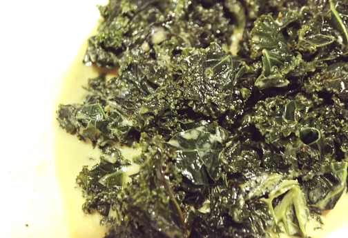 Coconut Braised Kale